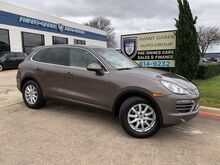 2011_Porsche_Cayenne NAVIGATION_ParkAssist Front and Rear, 19 Cayenne Turbo Wheels, Heated Leather Seats and Wheel, Moonroof, Bi-Xenon Headlights!!! LOADED AND EXTRA CLEAN!!!_ Plano TX