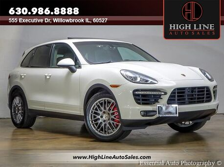 2011_Porsche_Cayenne_Turbo_ Willowbrook IL