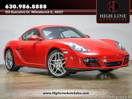 2011_Porsche_Cayman__ Willowbrook IL