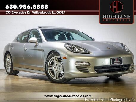 2011_Porsche_Panamera__ Willowbrook IL