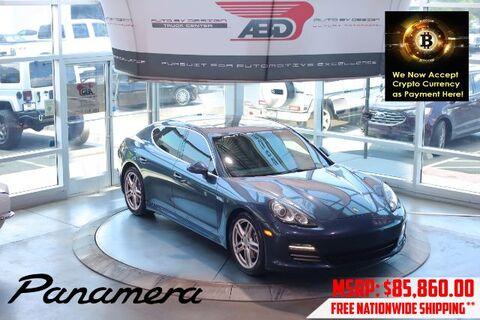 2011_Porsche_Panamera_2_ Chantilly VA