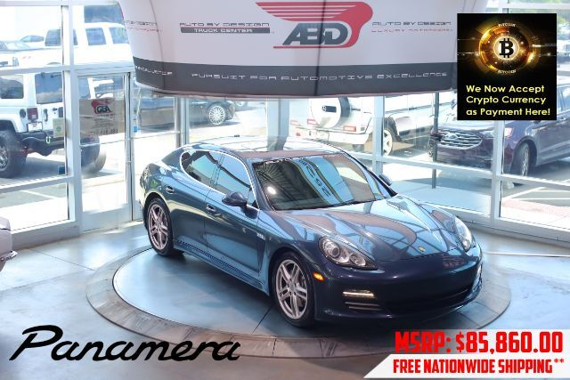 2011 Porsche Panamera 2 Chantilly VA
