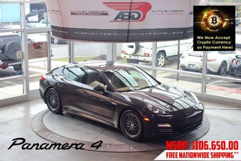2011_Porsche_Panamera_4_ Chantilly VA