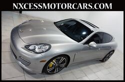 2011_Porsche_Panamera_4S PDK FRONT/REAR HEATED SEATS 4 ZONE A/C NAVIGATION._ Houston TX