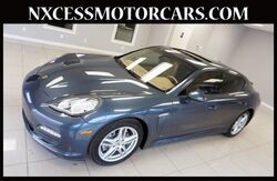 2011_Porsche_Panamera_PDK VENTILATED SEATS NAVIGATION CLEAN CARFAX._ Houston TX