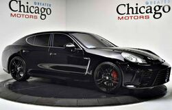 Porsche Panamera Turbo $148,765 msrp + Upgrades Sport Exhaust~ 22 Turbo Wheels~Full Leather 2011