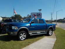RAM 1500 1500 SLT 4X4, CERTIFIED W/WARRANTY, NAVI, DVD ENT, APLINE SOUND, RAMBOX, REMOTE START, LOW MILES! 2011