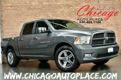 2011_Ram_1500_SLT- 5.7L HEMI V8 CREW CAB W/ BUILT IN RAM WORK BOXES ALPINE AUDIO BLUETOOTH CONNECTIVITY HEATED/COOLED SEATS HEATED STEERING WHEEL_ Bensenville IL