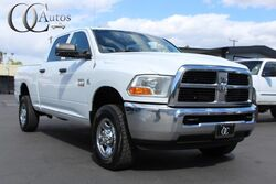 Ram 2500 6.7L CUMMINS TURBO DIESEL 4X4 CREW CAB SB 1 OWNER 2011