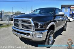 2011_Ram_2500_Laramie / 4X4 / Crew Cab / 6.7L Cummins Turbo Diesel / Auto Start / Heated Leather Seats & Steering Wheel / Navigation / Alpine Speakers / Sunroof / Bluetooth / Back Up Camera / Anarchy Tuner / Flo Pro Exhaust / Tow Pkg / Block Heater_ Anchorage AK