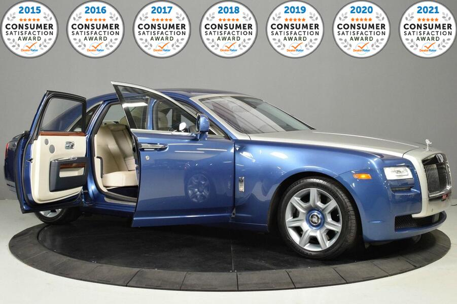 2011_Rolls-Royce_Ghost__ Glendale Heights IL