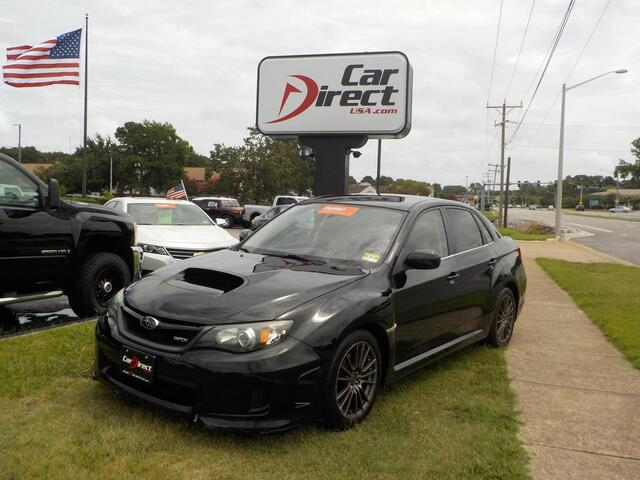 2011 SUBARU IMPREZA WRX, BUY BACK GUARANTEE & WARRANTY,  MANUAL, 2.5L BOXER TURBO, BLUETOOTH, PREMIUM WHEELS, 58K MILES! Virginia Beach VA
