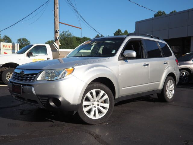 2011 Subaru Forester 2.5X Premium Lexington MA