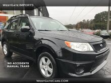 2011_Subaru_Forester_2.5X_ Raleigh NC