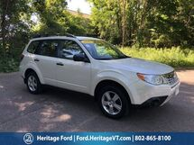 2011 Subaru Forester 2.5X South Burlington VT