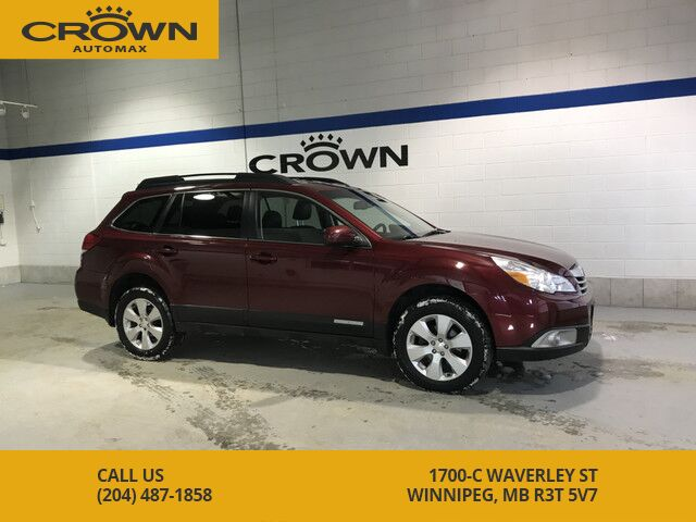2011 Subaru Outback 2 5i Limited Awd Navigation