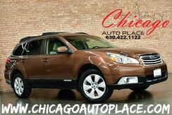 2011_Subaru_Outback_2.5i Limited PZEV - ALL WHEEL DRIVE BACKUP CAMERA SUNROOF BEIGE LEATHER HEATED SEATS HARMAN/KARDON AUDIO_ Bensenville IL