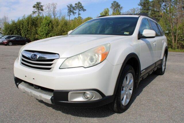 2011 Subaru Outback 2.5i Limited Pwr Moon Richmond VA