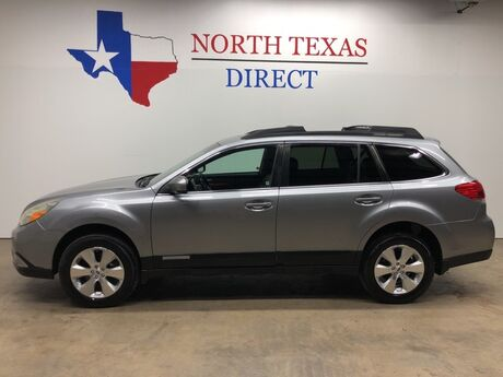 2011 Subaru Outback 3.6R Limited AWD MoonRoof Heated Leather Camera Mansfield TX