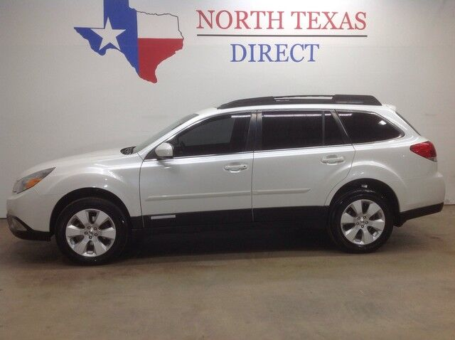 2011 Subaru Outback FREE HOME DELIVERY! Limited AWD Sunroof Heated Leather Mansfield TX