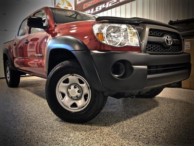 TOYOTA TACOMA 4X2 DOUBLE CAB PreRunner 2011