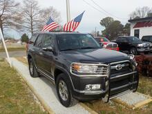 2011_TOYOTA_4RUNNER_SR5 4X4, WARRANTY, LEATHER, SUNROOF, PARKING SENSORS, HEATED SEATS, BACKUP CAM, POWER SEATS,1 OWNER!_ Norfolk VA