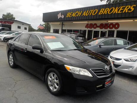 2011 TOYOTA CAMRY LE, BUYBACK GUARANTEE, WARRANTY,  BACKUP CAM, A/C, CRUISE CONTROL, NAVIGATION, BLUETOOTH!!! Norfolk VA