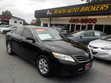 TOYOTA CAMRY LE, CERTIFIED W/ WARRANTY, BACKUP CAM, A/C, CRUISE CONTROL, NAVIGATION, BLUETOOTH,POWER DRIVER SEAT! 2011