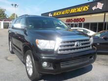 2011_TOYOTA_SEQUOIA_PLATINUM 4X4,BUYBACK GUARANTEE, WARRANTY, LEATHER, SUNROOF, NAV, FULLY LOADED, ONLY 1 OWNER!!!!_ Norfolk VA