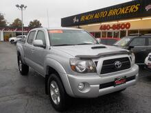 2011_TOYOTA_TACOMA_TRD SPORT 4X4, CERTIFIED W/WARRANTY, BACKUP CAM, SATELLITE RADIO, TOW PACKAGE, BED LINER, LOW MILES!_ Norfolk VA