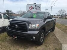 TOYOTA TUNDRA DOUBLE CAB 4X4, TRD ROCK WARRIOR PKG, AUTOCHECK CERTIFIED, TOW PACKAGE, ONLY 61K MILES! 2011