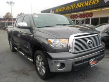 2011_TOYOTA_TUNDRA_PLATINUM 4X4, BUYBACK GUARANTEE, WARANTY, LEATHER, DVD PLAYER, NAV, SUNROOF, ONLY 66K MILES, NICE!!!_ Norfolk VA