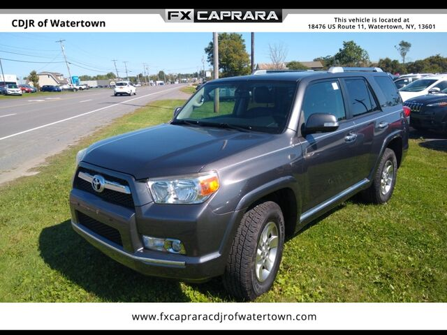 2011 Toyota 4Runner Limited Watertown NY