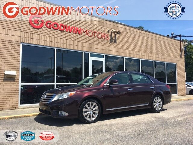 2011 Toyota Avalon Limited Columbia SC