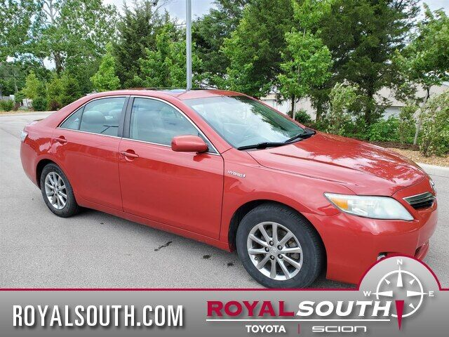 2011 Toyota Camry Hybrid w/Sunroof and Navi Bloomington IN