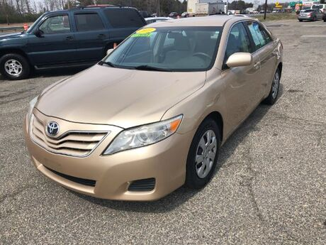 2011 Toyota Camry LE 6-Spd AT Brandywine MD