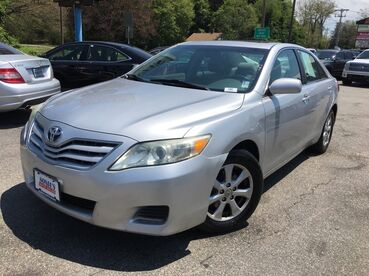 2011_Toyota_Camry_LE_ Worcester MA