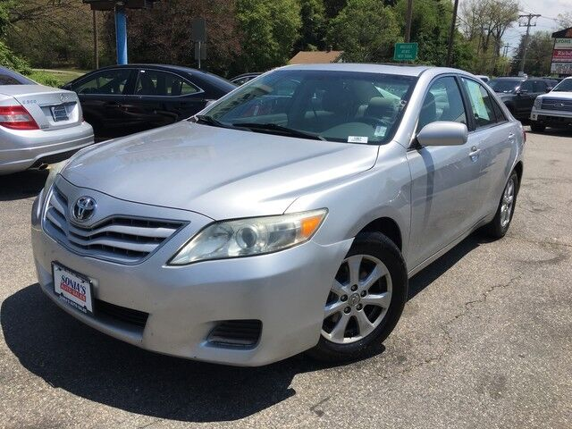 2011 Toyota Camry LE Worcester MA