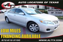 2011_Toyota_Camry_LE_ Plano TX