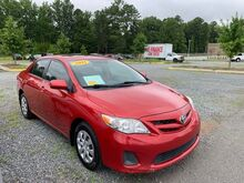2011_Toyota_Corolla_LE 4-Speed AT_ Charlotte NC