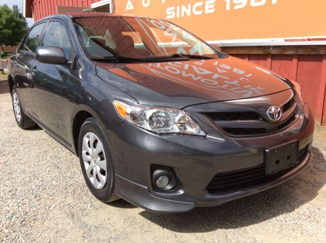 2011 Toyota Corolla LE 4-Speed AT Spokane WA