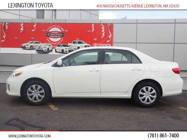 2010 toyota corolla exclamation light