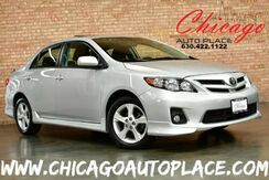 2011_Toyota_Corolla_S - 1.8L VVT-I I4 ENGINE 1 OWNER BLACK CLOTH INTERIOR SUNROOF ALLOY WHEELS USB/AUX INPUT_ Bensenville IL