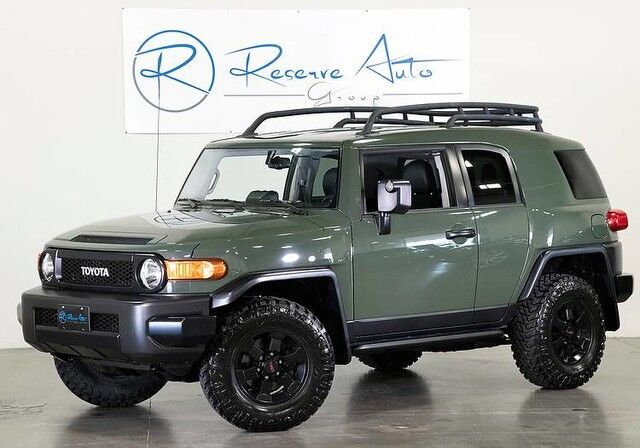 Is 680 A Good Credit Score >> Vehicle details - 2011 Toyota FJ Cruiser at Reserve Auto Group The Colony - Reserve Auto Group