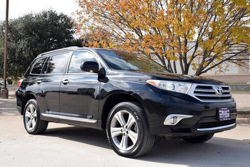 2011_Toyota_Highlander_Limited_ Fort Worth TX