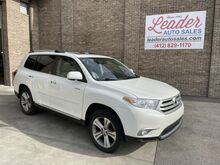 2011_Toyota_Highlander_Limited_ North Versailles PA
