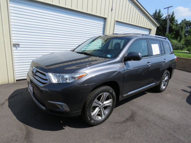 2011 Toyota Highlander Limited Roanoke VA