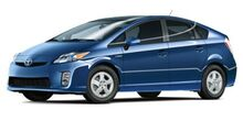 2011_Toyota_Prius_IV_ Raleigh NC