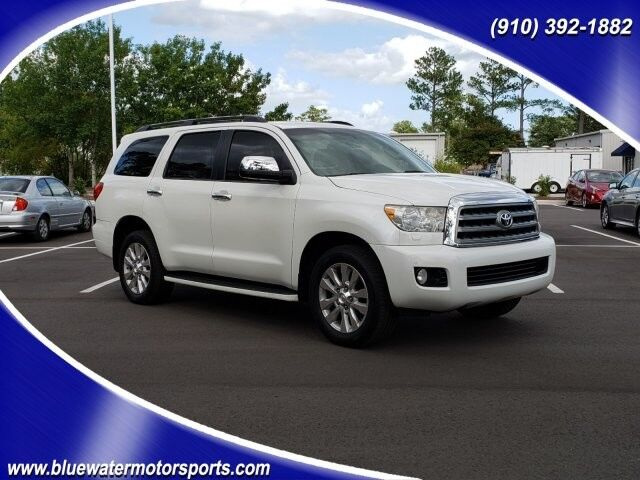 2011 Toyota Sequoia Platinum Wilmington NC