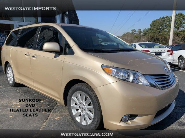 2011 Toyota Sienna LIMITED Raleigh NC